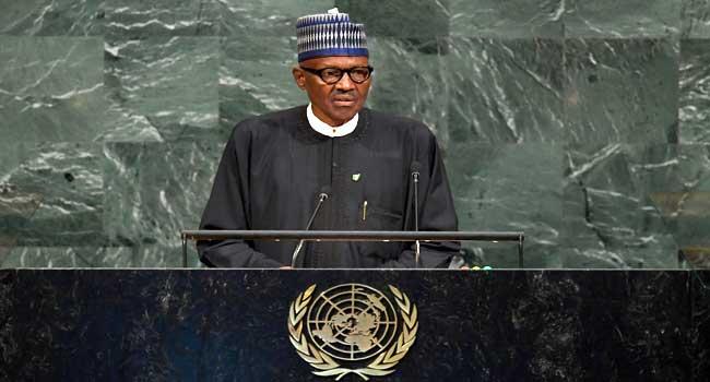 President Buhari Addresses UN (Full Speech)